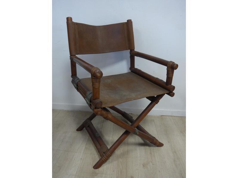 fauteuil pliant en bambou assise et dossier en. Black Bedroom Furniture Sets. Home Design Ideas