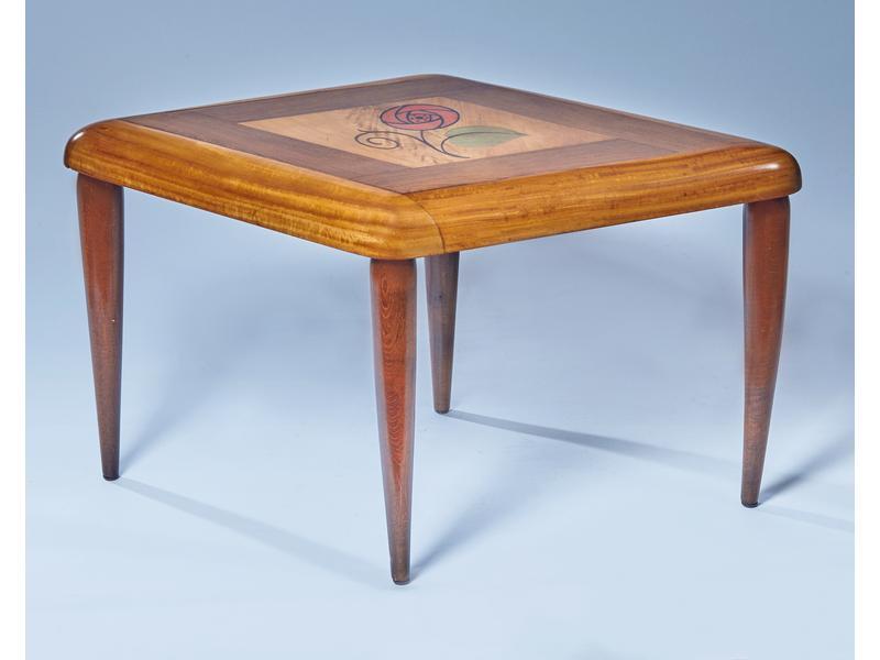 Petite table basse en forme de losange d cor - Cote table vente en ligne ...
