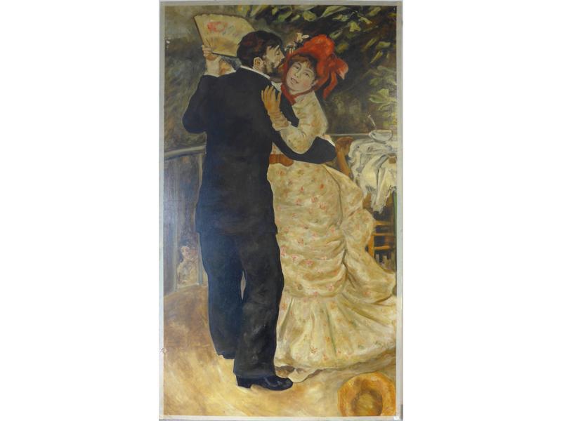 Copie d 39 apr s auguste renoir for Renoir maison classique
